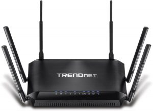 TRENDnet AC3200 Gigabit Tri-Band Wi-Fi Router