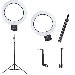 Diva Ring Light Super Nova Professional Studio Lighting Kit