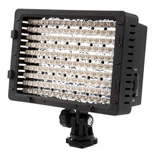 NEEWER 160 LED CN-160 Ultra High Power Panel Lights for Streaming