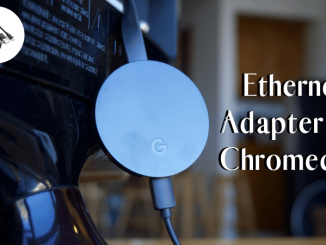 Ethernet Adapter for Chromecast